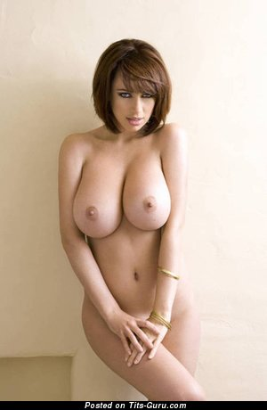 Sophie Howard - Perfect British Bimbo with Fascinating Defenseless Real Mega Boobie (Sex Pix)