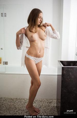 Stacy Cruz: topless nice girl photo