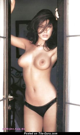 Nude awesome girl with big tittes photo