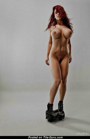 Image. Bianca Beauchamp - nice woman with huge fake breast photo