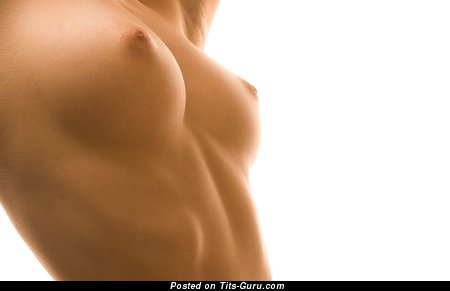 Image. Amazing female with medium natural breast picture
