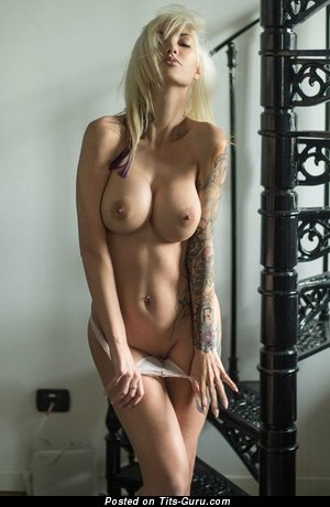 Image. Naked amazing lady with big boobies pic