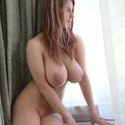 Appealing Glamour Dish with Appealing Bare Natural Sizable Busts (Hd Xxx Photo)