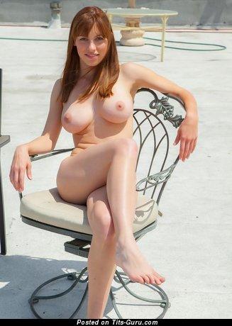 Изображение. Фотография горячей голой леди