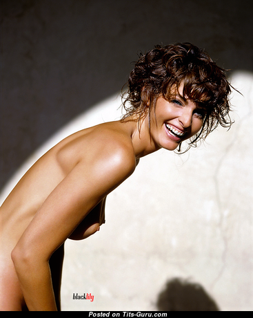 Joan Severance - Beautiful Unclothed American Red Hair (Sexual Pic)