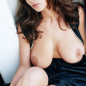 Veronica Zemanova - amazing woman with big natural tittes photo