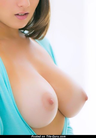 Image. Nude awesome female with natural breast pic