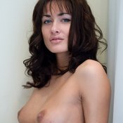 Ava - hot woman with medium natural tittys pic