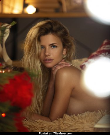 Nata Lee - Splendid Naked Blonde (Hd Sex Photoshoot)