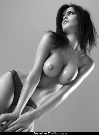 Image. Naked amazing female with big boobs photo