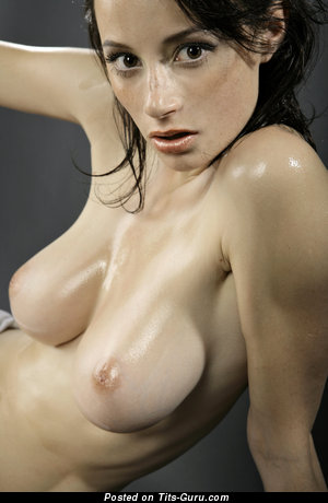 Image. Nice girl with big breast photo