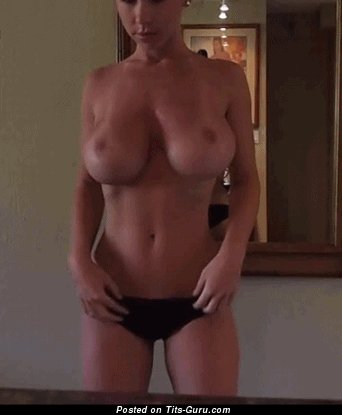 Nude awesome woman with big boobs gif