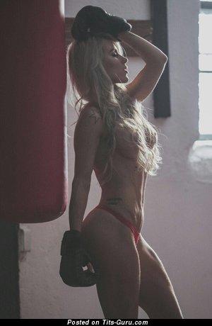 Andressa Ferreira - nude nice female with medium tittys image