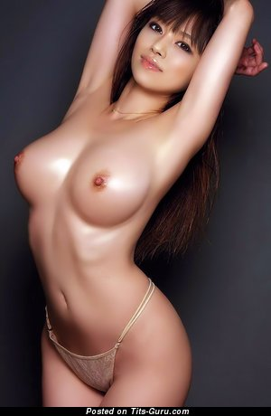 Image. Sexy topless asian pic