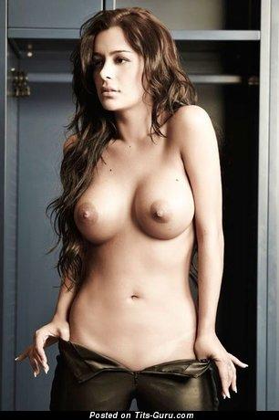 Larissa Riquelme - nude nice girl with big tots image