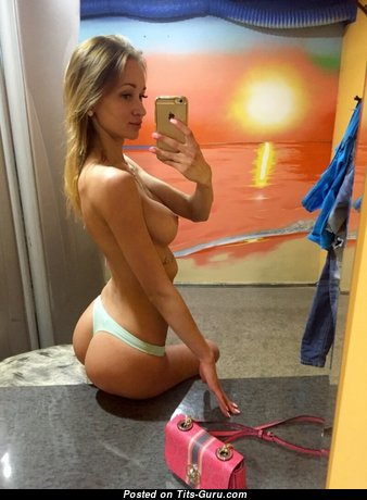 Beautiful Undressed Babe (Sexual Photoshoot)