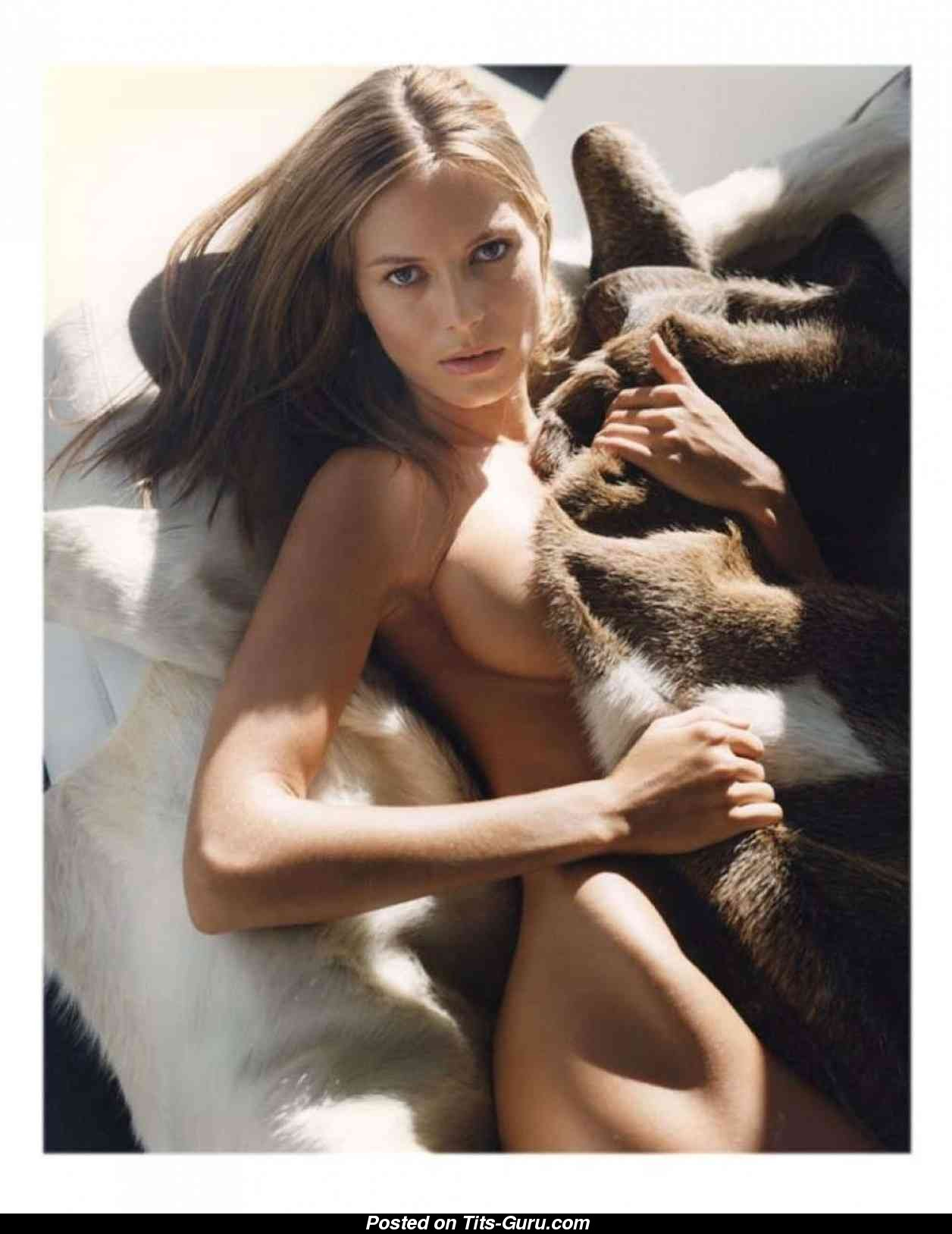 Heidi Klum Sexy Naked Beautiful Girl Image