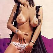 Linda Gordon Aka Stephanie Platt - sexy awesome female with big boobies image