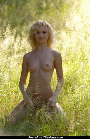 Image. Amazing female with small natural breast image