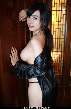 Image. Asian with big natural tittes picture