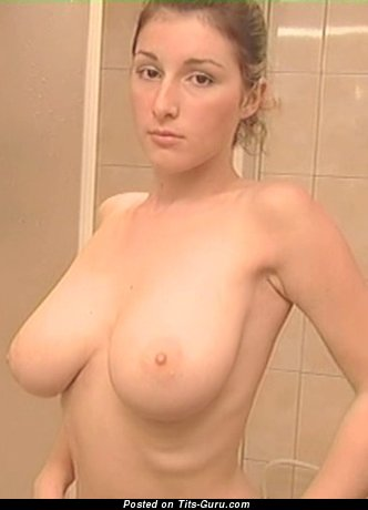 Anastasia Zhyrl - naked beautiful woman with big natural tots pic