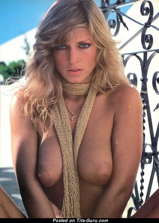 Sian Adey Jones - Dazzling Topless Welsh, British Blonde with Dazzling Defenseless Real D Size Boobie (Vintage Hd Porn Image)