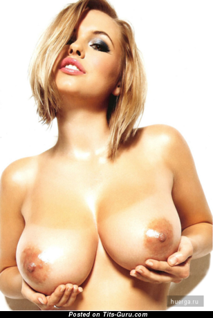 Image. Iga Wyrwal - nude awesome woman with big tots pic