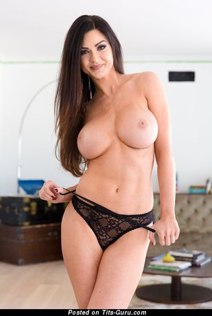 Handsome Wife with Handsome Defenseless Fake Jugs (Hd Xxx Photoshoot)