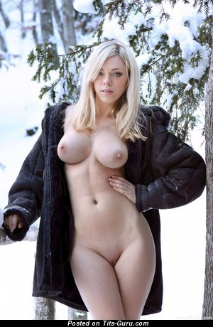 Image. Beautiful lady with big natural boobs image