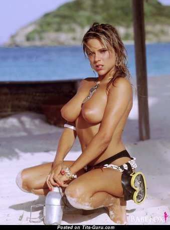 Samantha Fox (page 3 Girl) - Cute Topless English, British Blonde Babe with Cute Open Natural D Size Tots & Weird Nipples (Hd Porn Pic)