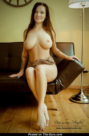 Image. Daisy Van Heyden - nude awesome woman with natural boobies picture