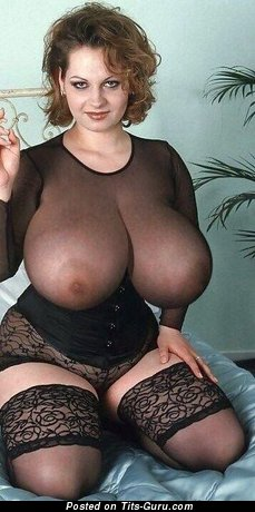 Image. Wonderful lady with huge tittes pic