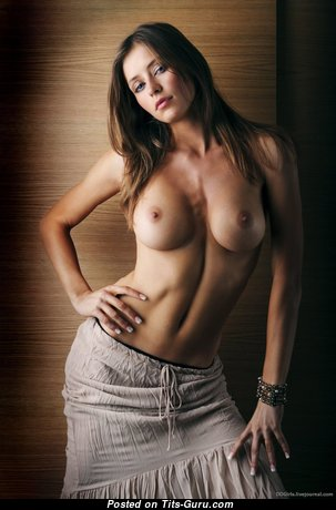 Delightful Unclothed Babe (Hd Sexual Image)