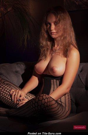 Sofia Nalivayko - Gorgeous Naked Girlfriend & Babe with Erect Nipples (Hd Sexual Photo)
