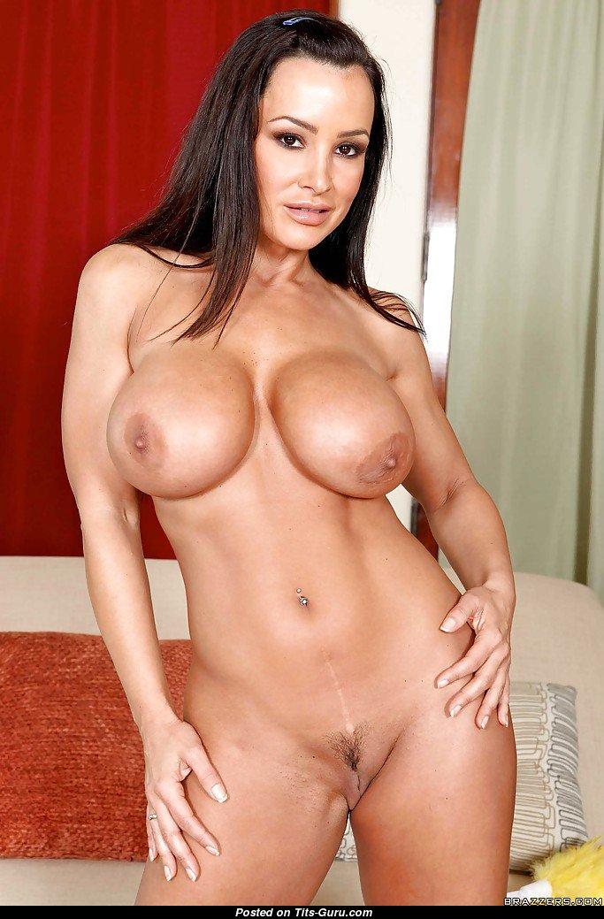 Lisa ann before boob job