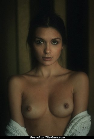 Image. Amateur beautiful woman with natural breast pic