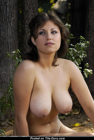 Image. Mia - amazing woman with big natural boobies image