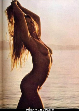 Image. Brigitte Bardot - nude amazing female with small natural tittes photo