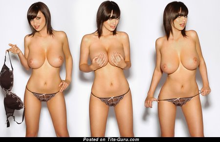 Image. Sophie Howard - nude wonderful woman with natural breast pic
