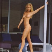 Joanna Kosciak - blonde with big natural tittes picture