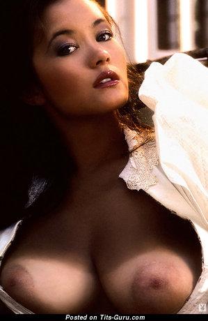 Image. Alana Soares - nude beautiful woman with medium tits vintage