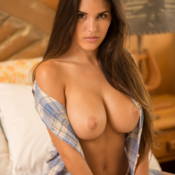 Unknown - beautiful girl with big tittys image