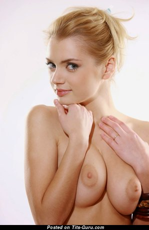 Image. Nude nice lady with big natural boob image
