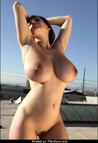 Image. Awesome female with big boobies photo