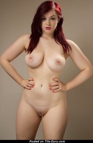 Adorable Nude Red Hair (Sexual Wallpaper)