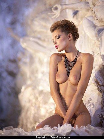 Image. Sexy naked wonderful lady photo