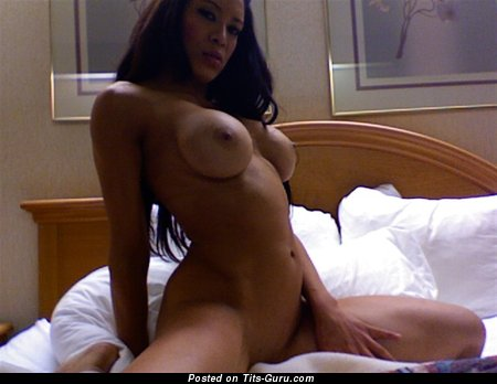 Image. Topless asian with big boobies photo