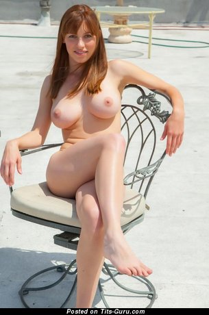 Image. Nude hot lady with medium natural boobs pic