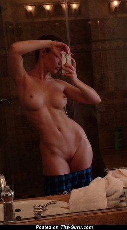 Image. Amazing lady with medium breast pic