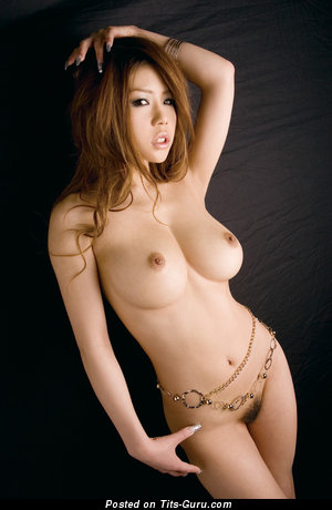 Image. Haruka Sanada - nude asian with medium boobies picture